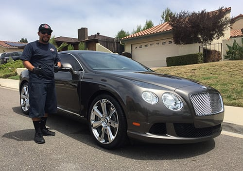 High performance auto detail giving perfection its sleek good looks if you have never had your vehicle detailed boy are you in for a surprise over time routine detailing maintains your new vehicle and revitalizes an aging solutioingenieria Choice Image